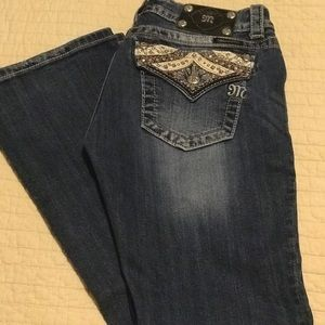 Miss Me Jeans 29 x 32 Bootcut